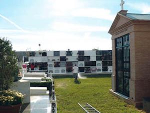 cementerio Mairena del Alcor