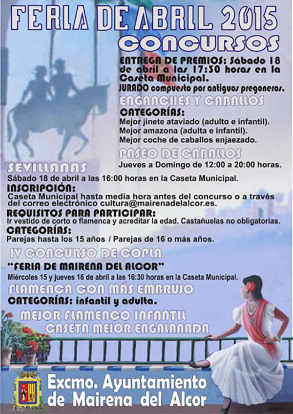 Concursos feria 2015