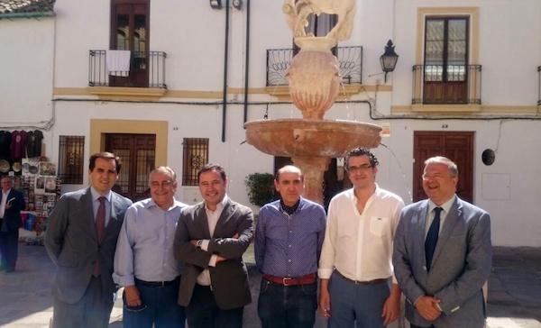 Visita Ricardo Sanchez a Cordoba Flamenco_600