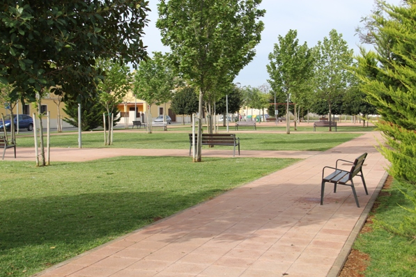 Zona construida Huerta El Prior