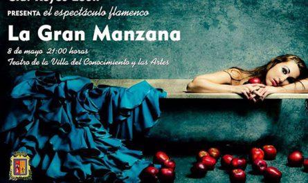 la gran manzana flamenco