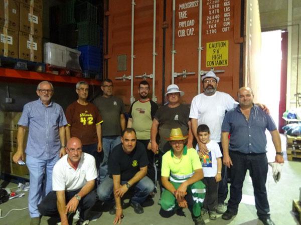 Llamarada de Fuego es una asociación que proporciona ayuda humanitaria.