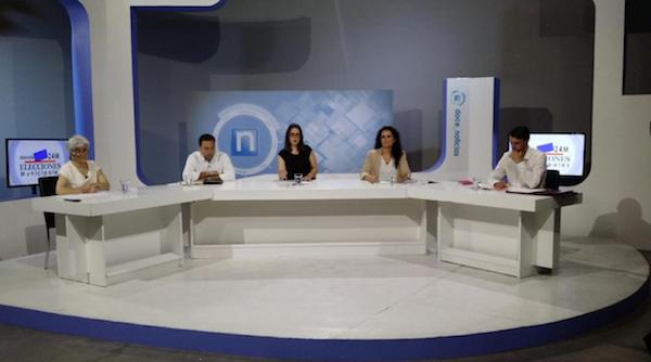 Debate elecciones municipales mayo 15