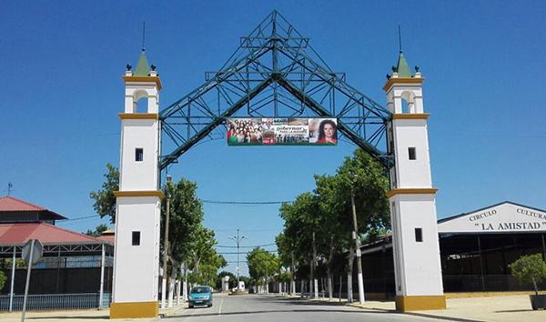 Pancarta psoe junta electoral