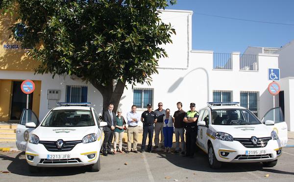 Policia local Coches Nuevos_600