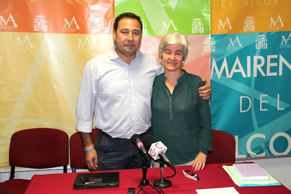 Ricardo Sánchez será reelegido alcalde de Mairena con el apoyo del Partido Andalucista