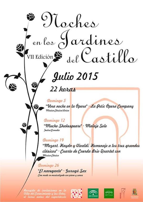 Noche en los jardines del Castillo_600