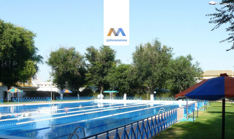 El sábado 27 de junio abre la piscina de verano