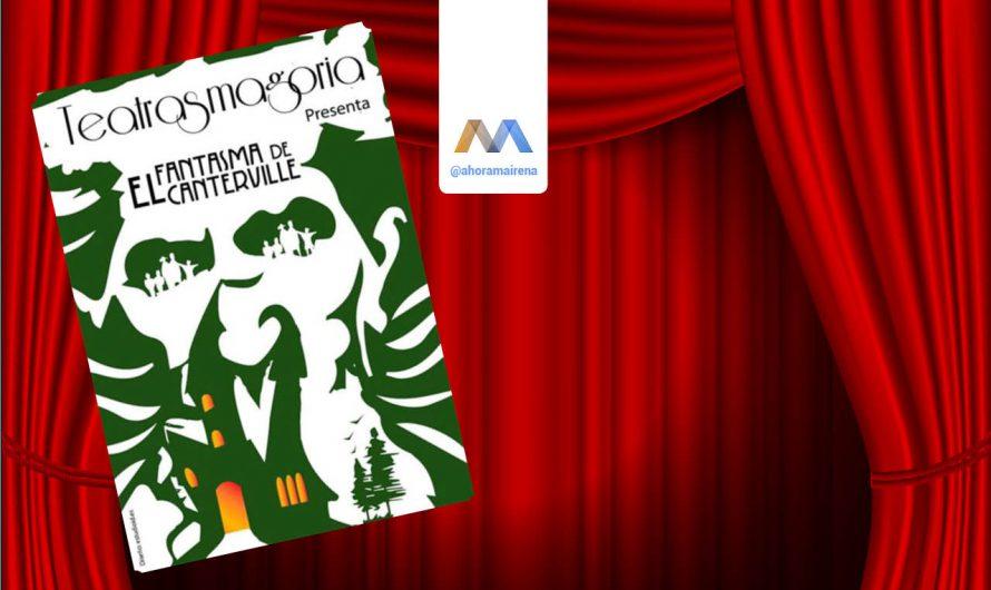 Invitaciones para el estreno del espectáculo infantil 'El fantasma de Canterville'