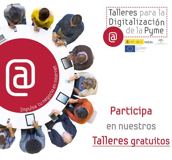 detalle Cartel Talleres Digitalizacion Pyme Guadalinfo_600