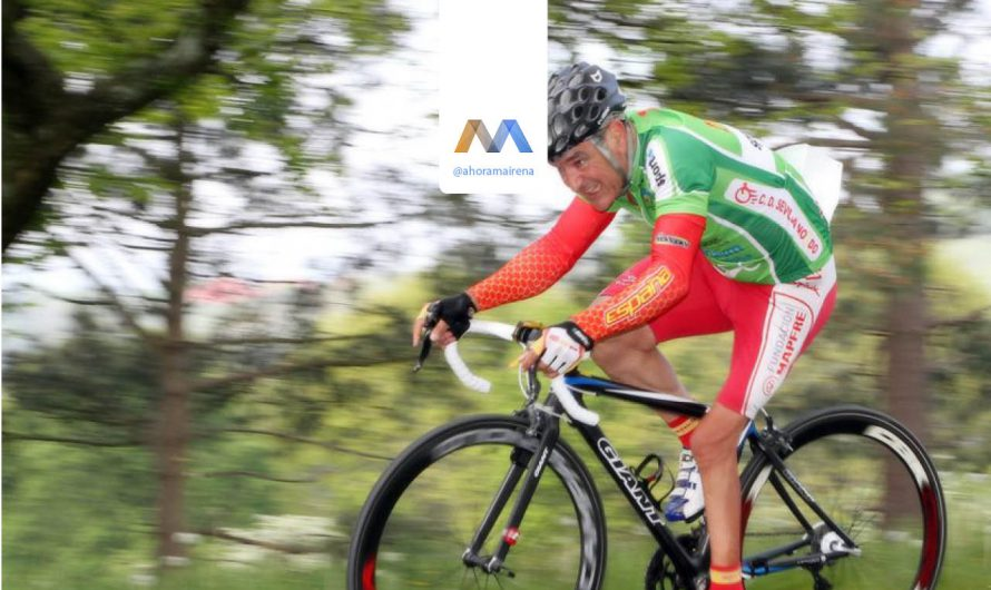 Antonio García sigue cosechando éxitos