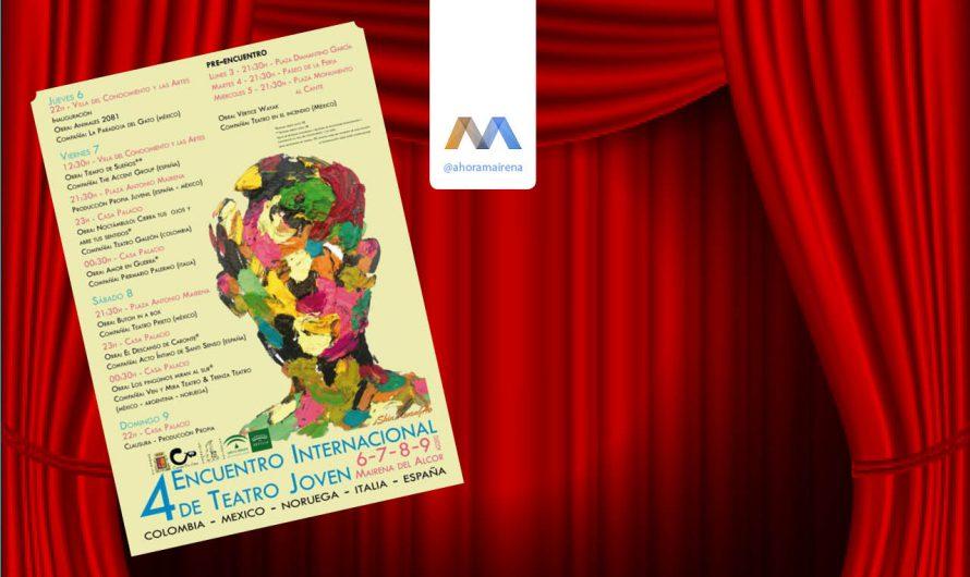4º Encuentro Internacional de Teatro de Mairena del Alcor