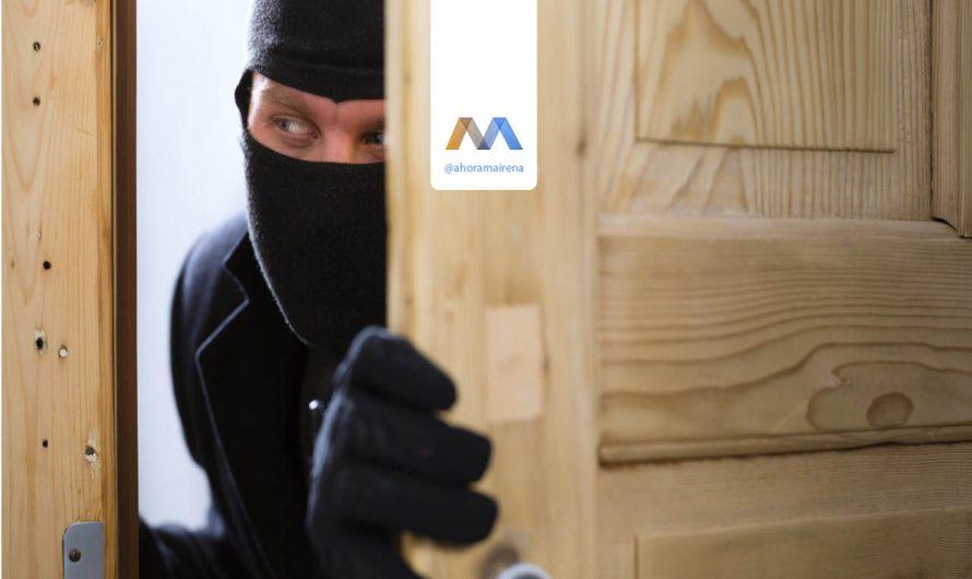 Detenido por robar en una casa en Mairena del Alcor