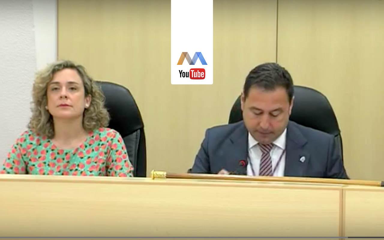 Pleno de Constitución del Gobierno Municipal