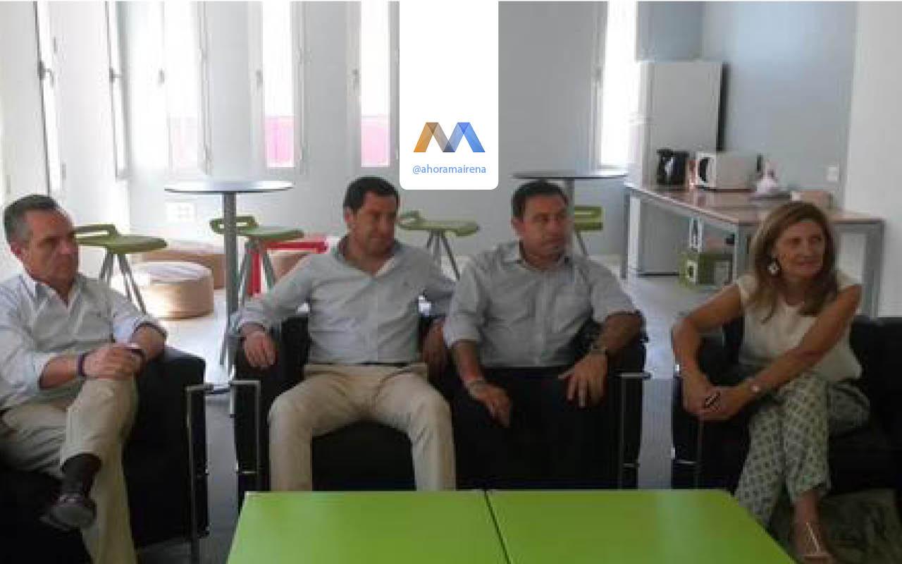 Ricardo Sánchez nombrado Secretario del Comité de Gobiernos Locales del PP de Andalucía