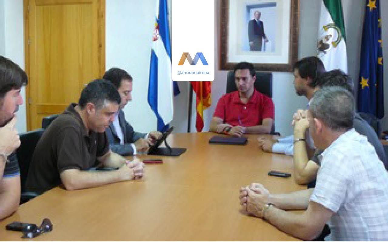 Reunión Técnica de Seguridad de El Viso y Mairena