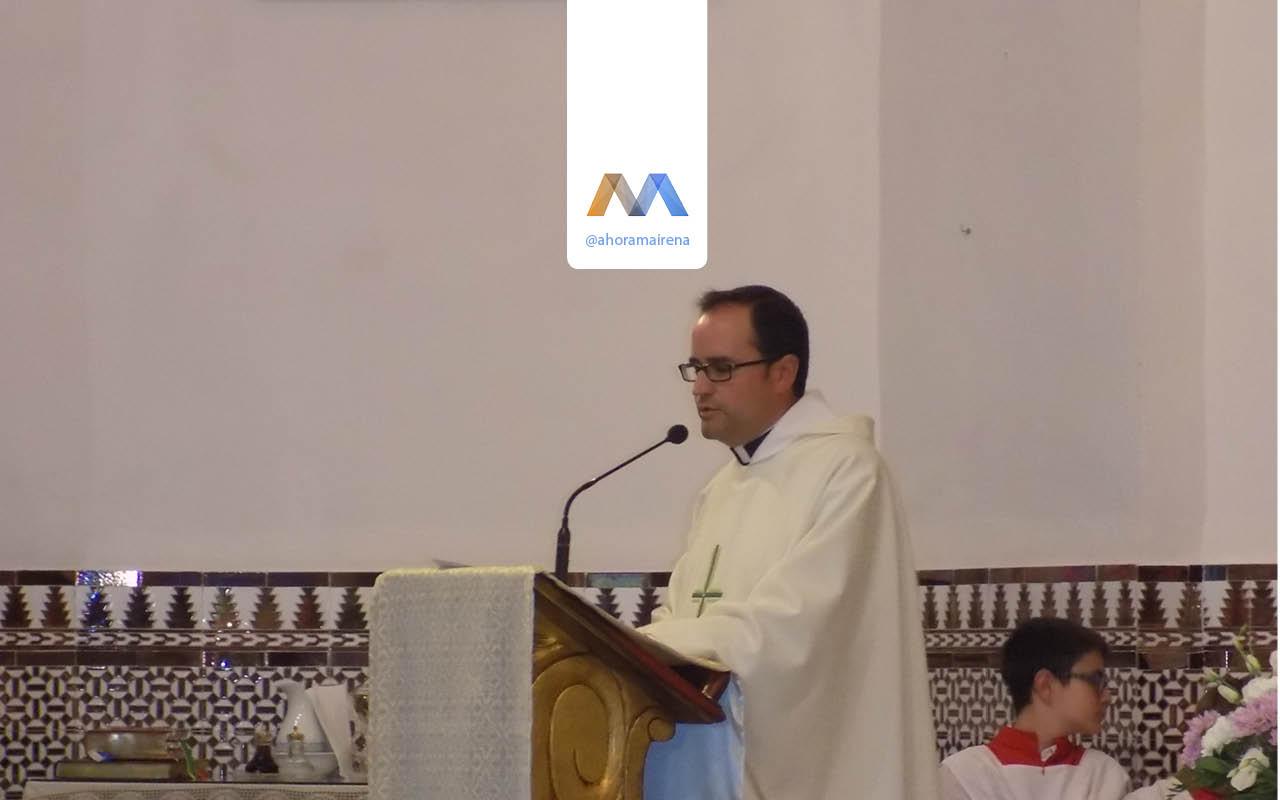 Antonio Rodríguez Babío nombrado Pregonero de las Glorias de María del año 2016