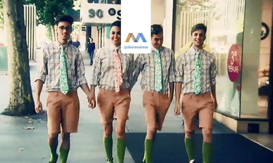 Maireneros en el programa «Cámbiame» de Tele5