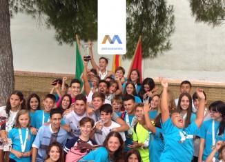 Grandes éxitos cosechados por el Equipo de Natación Mairena