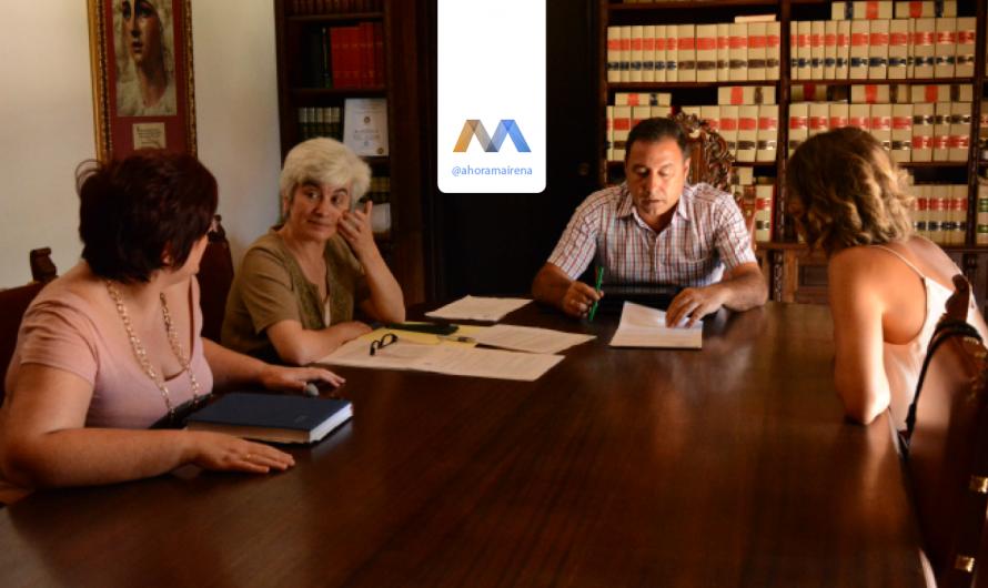 Firmado el acuerdo entre el Ayuntamiento y su Comité de Empresa