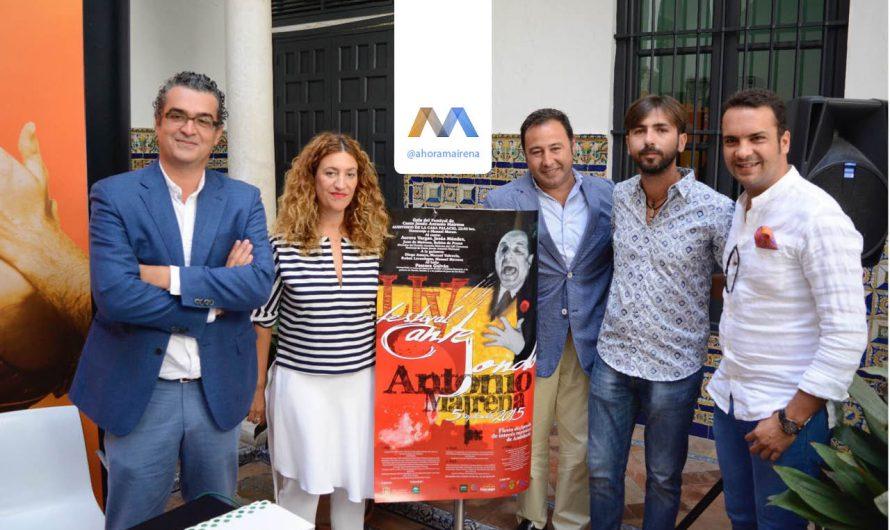 Presentado el Festival de Cante Jondo Antonio Mairena