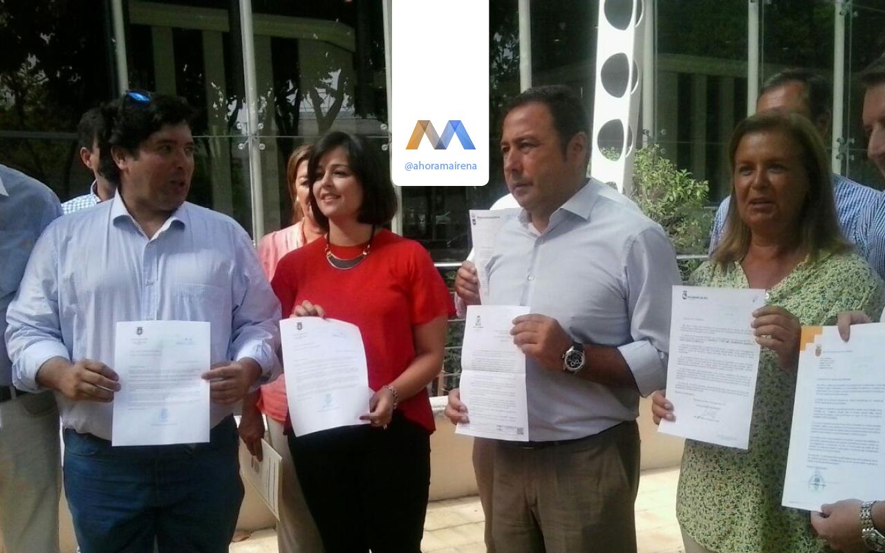 Ricardo Sánchez reclama a la Junta los 817.850€ que debe a Mairena