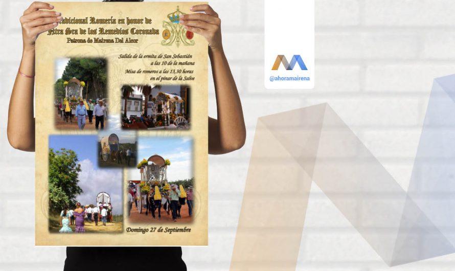 Romería 2015 en Honor de Ntra Sra de los Remedios Coronada