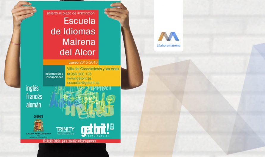 La Escuela de Idiomas llega a Mairena del Alcor