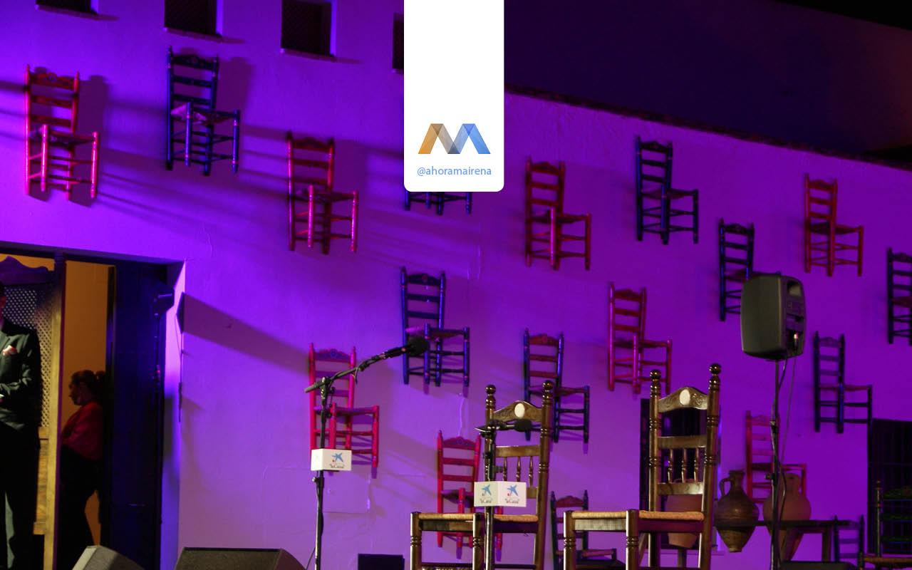 Pospuesto el Festival de Cante Jondo Antonio Mairena al día 12 de Septiembre