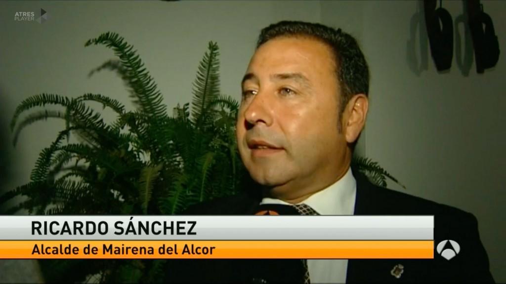 RICARDO SÁNCHEZ HABLA PARA ANTENA3