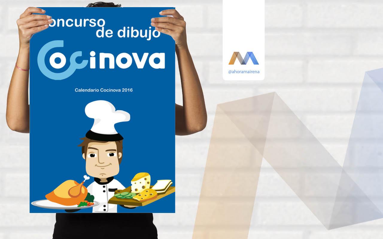Concurso de dibujo calendario cocinova 2016 el peri dico for Concurso para profesores 2016