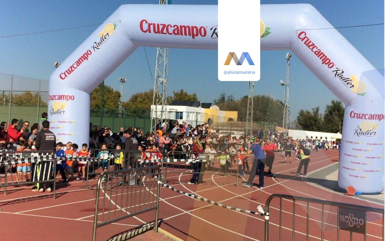 Gran éxito del XX Memorial Miguel Ángel Gómez Campuzano