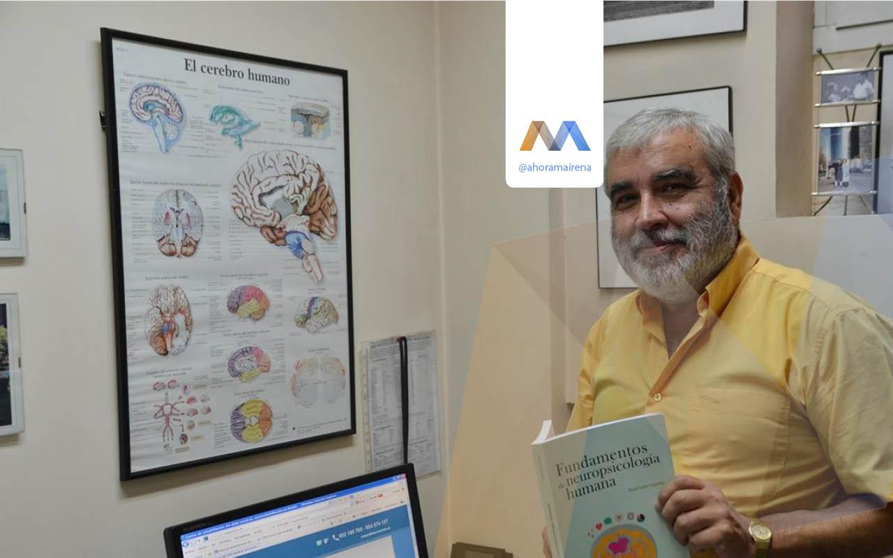 El Mairenero José León expone en Japón las Claves para frenar el envejecimiento cerebral