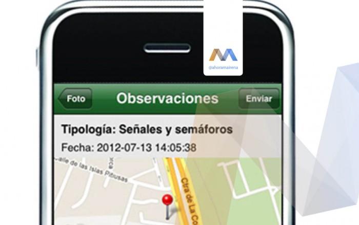 la-app-línea-verde