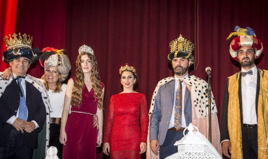 Coronados los Reyes Magos 2015