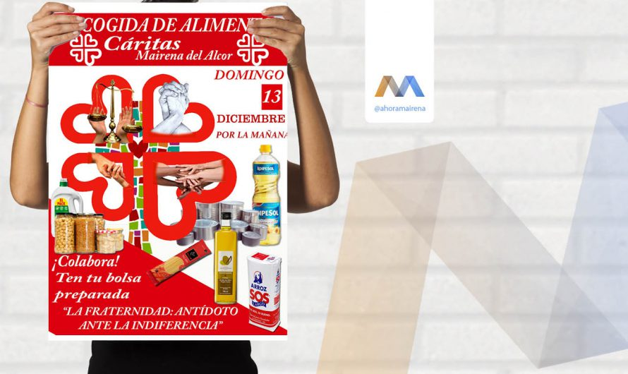 Campaña de Recogida de Alimentos de Cáritas