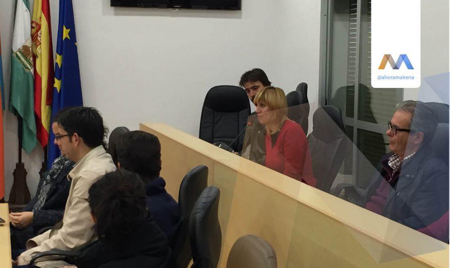 Dimite la Concejal Ana María León de Izquierda Unida