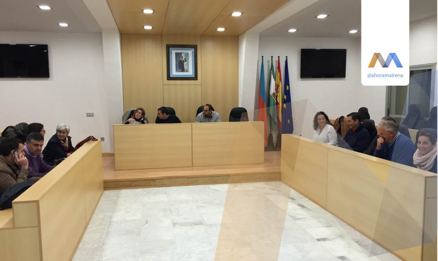 El Ayuntamiento ahorrará 500 euros mensuales por la mejora de condiciones financieras