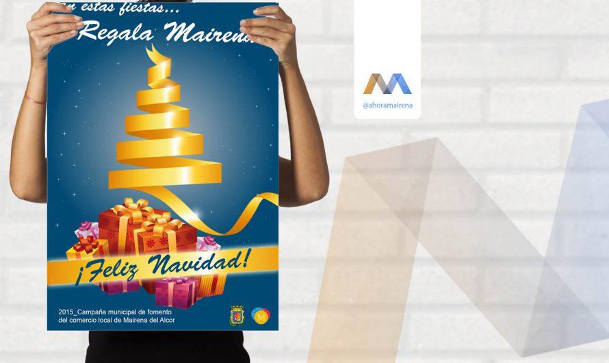 Estas fiestas…Regala Mairena