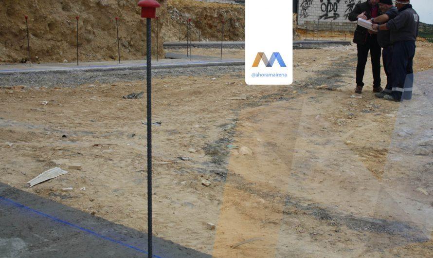 Urbanismo acomete obras en El Chorrillo