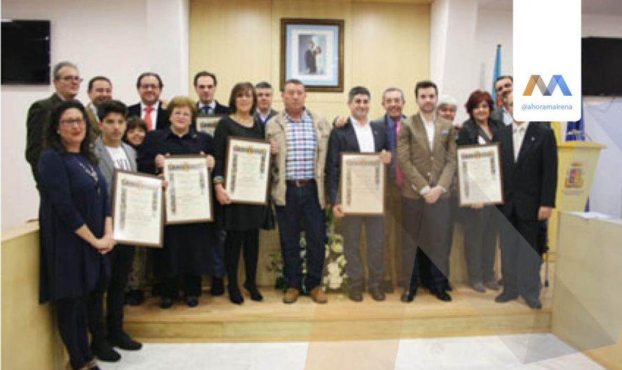 V Premios Maireneros del Año