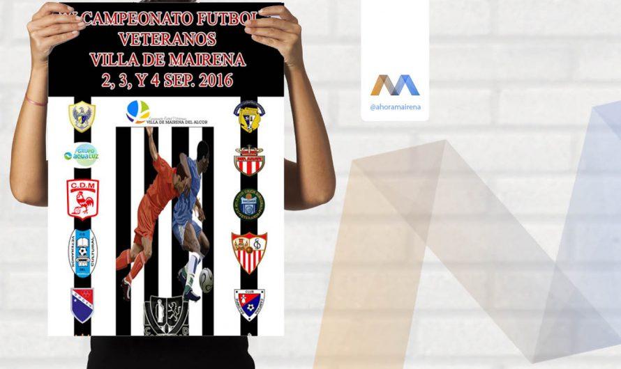 IV Campeonato Fútbol-7 Veteranos Villa de Mairena