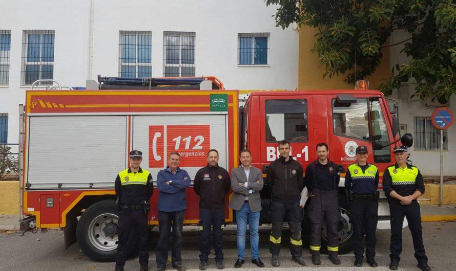 Mairena podría construir su nuevo parque de bomberos en el Polígono Gandul