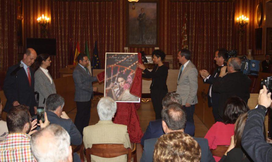 PRESENTADO EL CARTEL DE LA FERIA DE ABRIL DE MAIRENA DEL ALCOR EN EL SALÓN COLÓN DEL AYUNTAMIENTO DE SEVILLA