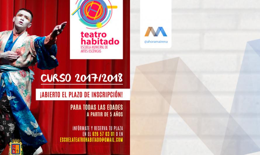 CURSO 2017/2018 EN TEATRO HABITADO