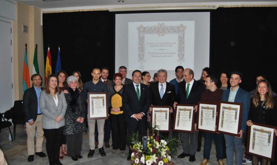 Entregados los VII Premios Maireneros del Año