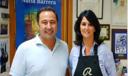 NURIA BARRERA DESIGNADA AUTORA DEL CARTEL DE LA FERIA DE ABRIL DE MAIRENA DEL ALCOR