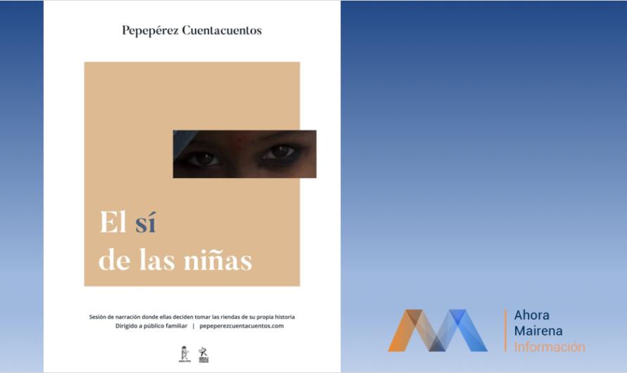 Pepepérez Cuentacuentos en la Biblioteca José Manuel Lara