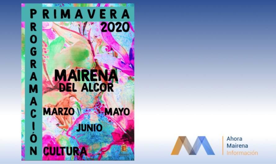 Presentada la programación cultural de Primavera 2020