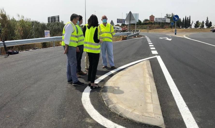 Mejora del Acceso a las Urbanizaciones Hijuelilla, Cerro de los Camellos y Molino Romano en la A-0825